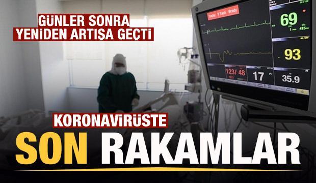 Son dakika: 27 Nisan koronavirüs tablosu! Vaka, Hasta, ölü sayısı ve son durum açıklandı