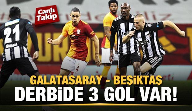 Galatasaray - Beşiktaş! CANLI