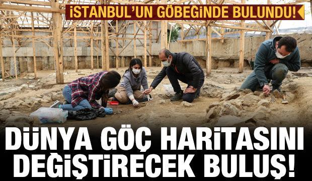 İstanbul'un göbeğinde bulundu: Dünya göç haritasını değiştirebilecek