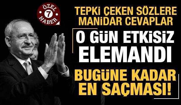 Kılıçdaroğlu'nun tepki çeken 15 Temmuz açıklamasıyla ilgili çarpıcı yorumlar