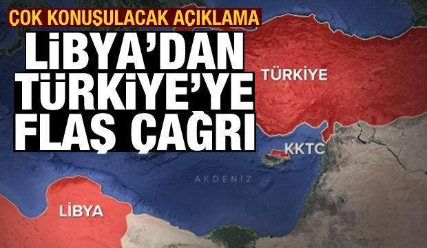 Libya'dan Türkiye'ye paralı askerler ile ilgili flaş çağrı