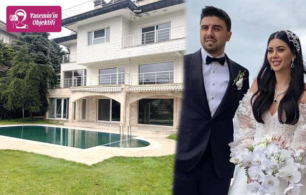 Milli futbolcu Ozan Tufan 12 milyon dolara yeni ev satın aldı