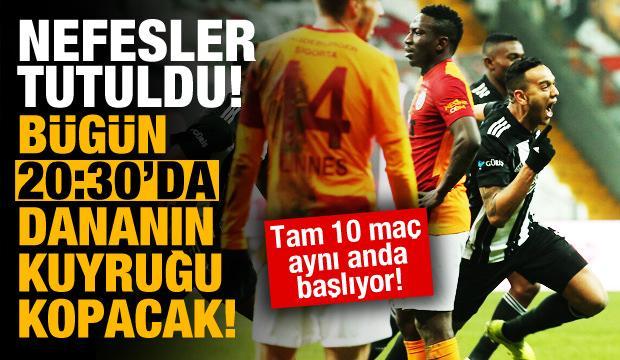 Nefesler tutuldu! Süper Lig'de kritik gün