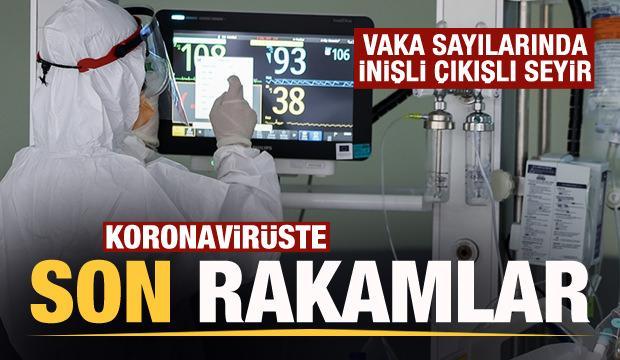 Son dakika: 4 Mayıs koronavirüs tablosu! Vaka, Hasta, ölü sayısı ve son durum açıklandı