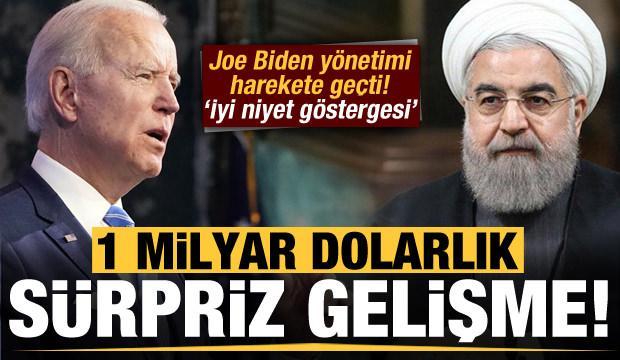 Son dakika: Joe Biden yönetiminden bomba İran hamlesi!