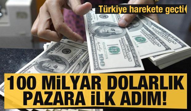 Türkiye harekete geçti! 100 milyar dolarlık pazara ilk adım