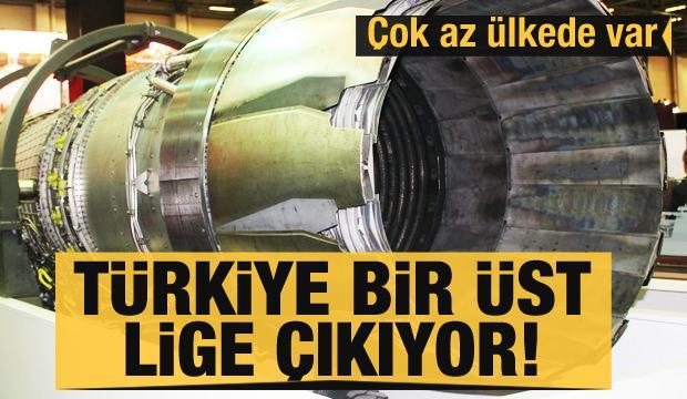 Türkiye'yi bir üst lige çıkaracak motor! 2023'te çalıştırılacak