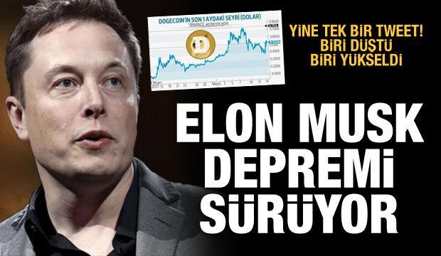 Elon Musk piyasalarla oynamaya devam ediyor