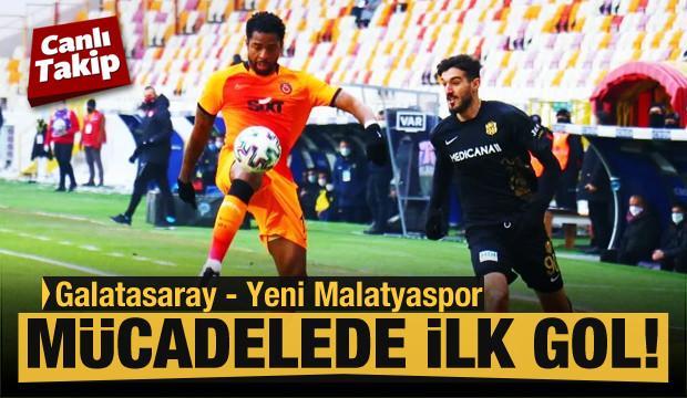 Galatasaray - Yeni Malatyaspor! CANLI