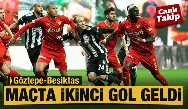 Göztepe - Beşiktaş! CANLI