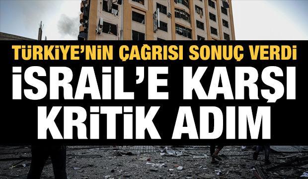 İİT, Türkiye'nin girişimiyle Cidde'de toplandı