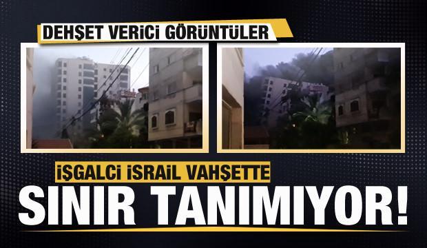 İsrail katliama devam ediyor! Çok sayıda şehit ve yaralı var