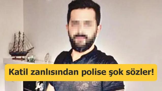 Katil zanlısından polise şok sözler: Beni yakalayamayacaksınız