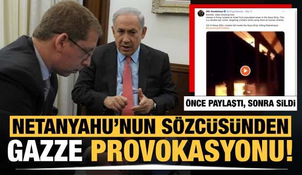 Netanyahu'nun sözcüsü Gendelman'ın Gazze'yle ilgili dezenformasyonu ortaya çıktı!