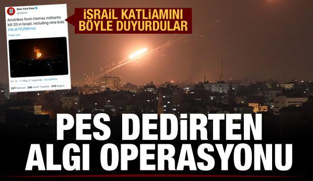 New York Post'tan kirli algı operasyonu!