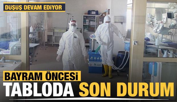 Son dakika: 12 Mayıs koronavirüs tablosu! Vaka, Hasta, ölü sayısı ve son durum açıklandı