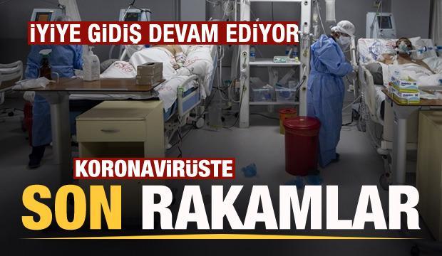 Son dakika: 14 Mayıs koronavirüs tablosu! Vaka, Hasta, ölü sayısı ve son durum açıklandı
