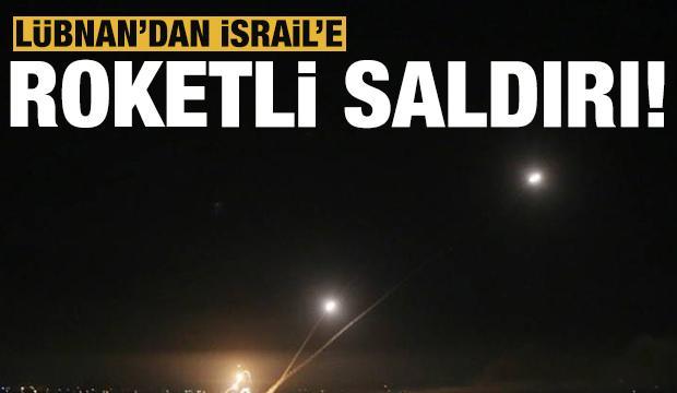 Son dakika: İşgalci İsrail'e bir şok daha: Lübnan'dan roket saldırısı!