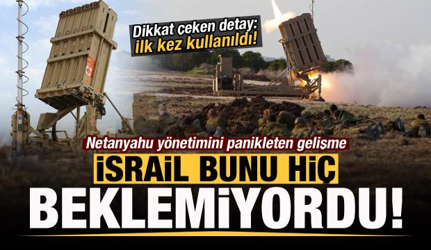 Son dakika: İsrail'i korkutan gelişme! Bunu hiç beklemiyorlardı: Demir Kubbe sınıfta kaldı