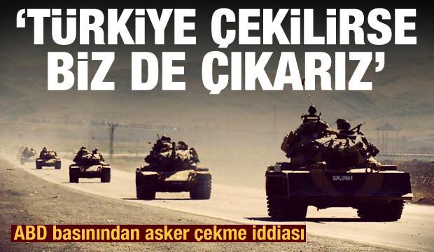 Türkiye'nin Afganistan'dan çekileceği iddia edildi: Türkiye çıkarsa biz de yokuz