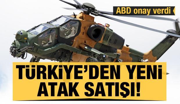 ABD onay verdi! Türkiye'den Filipinler'e yeni ATAK satışı!
