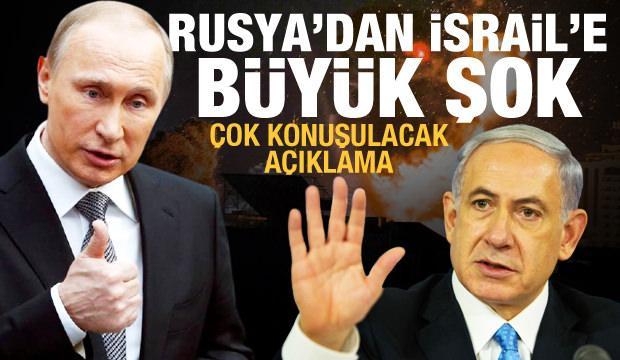 Rusya'dan İsrail'e Gazze uyarısı: Kabul edilemez
