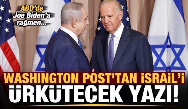 Washington Post'tan çarpıcı analiz: ABD'de Biden'a rağmen Filistin'e destek artıyor!