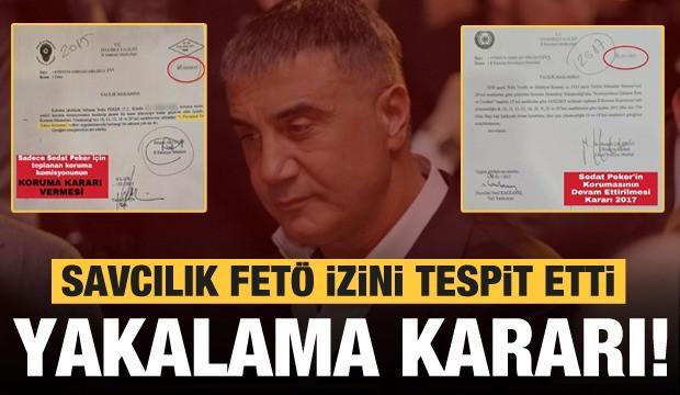 Sedat Peker davasında FETÖ izi tespit edildi! Savcılık'tan son dakika yakalama kararı
