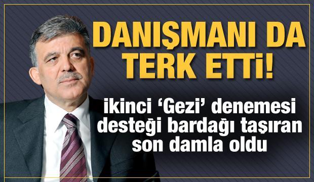 Abdullah Gül'ün istifa eden danışmanı Raşit Aydın'dan dikkat çeken açıklama