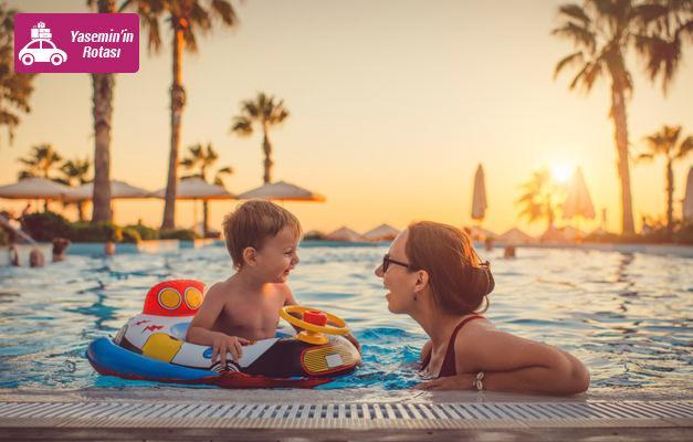 Çocuklu aileler için en uygun ve en güzel tatil rotaları!