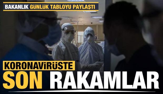 Son dakika: 9 Haziran koronavirüs tablosu! Vaka, Hasta, ölü sayısı ve son durum açıklandı