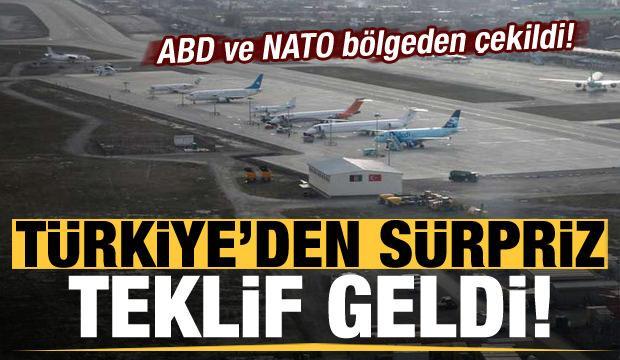 Son dakika: ABD ve NATO çekildi! Türkiye'den sürpriz teklif...
