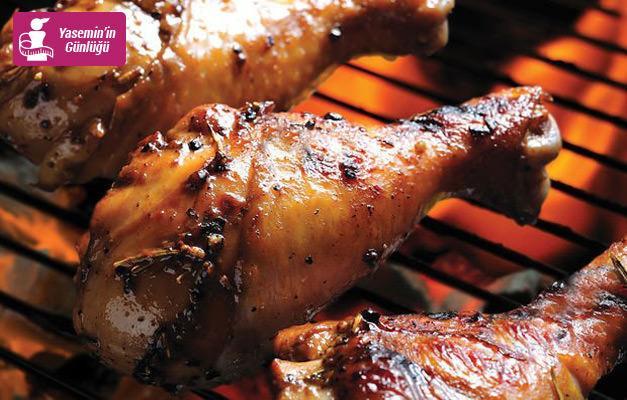 Soslu tavuk diyette yenir mi? Tavuk ızgara kaç kalori?