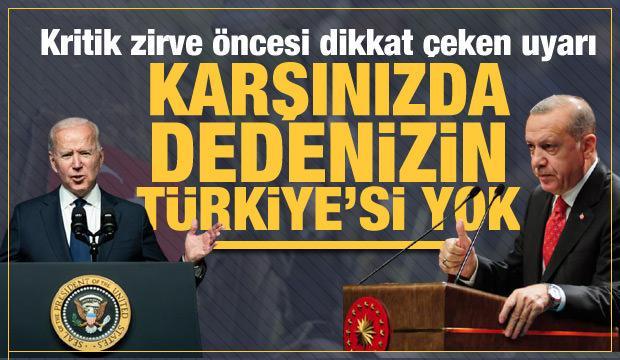 Suriye, Libya, Irak, Ukrayna, Afganistan: Biden-Erdoğan görüşmesinin şifreleri