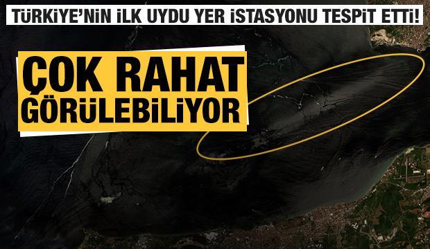 Türkiye'nin ilk uydu yer istasyonu tespit etti! 'İlgili kurumların kullanımına sunuyoruz'