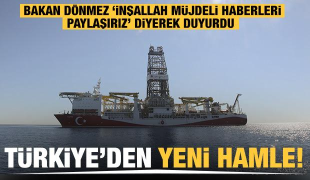 Bakan Dönmez: Karadeniz sahil kentlerinde de sismik araştırmaları başlatıyoruz
