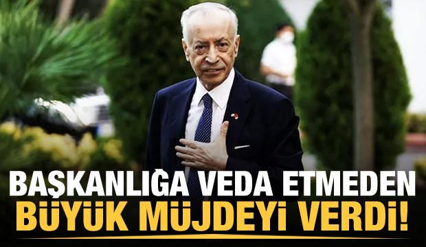 Mustafa Cengiz'den Finansal Fair Play müjdesi