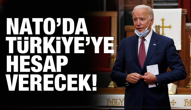 NATO'da ABD'nin Türkiye'ye soracağı değil vereceği hesap var