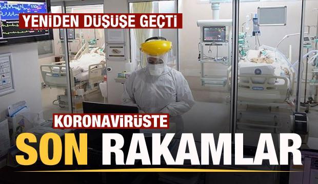 Son dakika: 17 Haziran koronavirüs tablosu! Vaka, Hasta, ölü sayısı ve son durum açıklandı