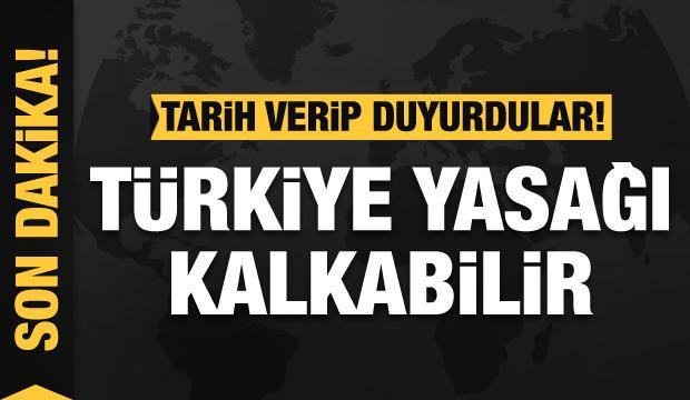 Son dakika haberi...Forbes: Türkiye yasağı 1 Temmuz'da kalkabilir