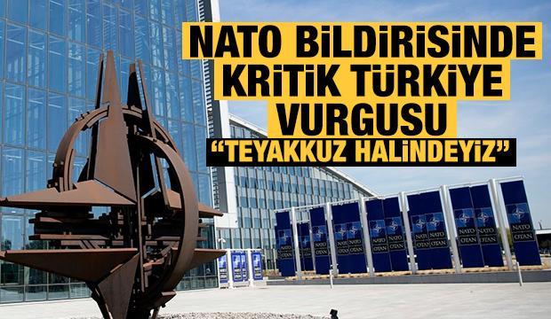 Son Dakika... NATO Liderler Zirvesi sona erdi. Bildiride kritik Türkiye vurgusu
