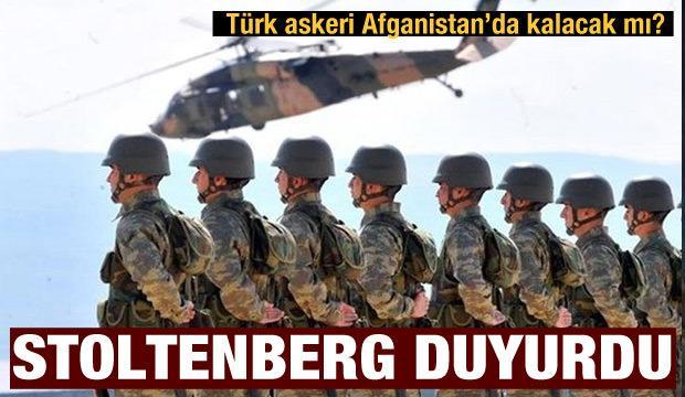 Stoltenberg'den NATO Zirvesi sonrası Türkiye açıklaması