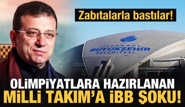 TBF'den İstanbul Büyükşehir Belediyesi'ne tepki!