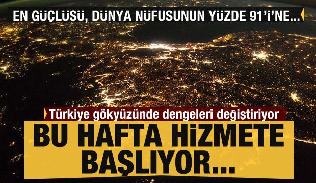 Türkiye, gökyüzünde dengeleri değiştirecek! Bu hafta hizmete başlıyor...