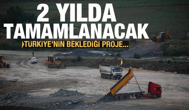 Yeni Kanal İstanbul açıklaması! 2 yılda tamamlanacak