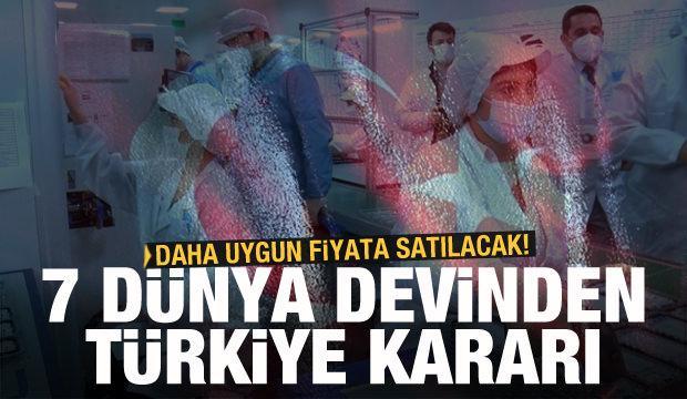 7 yabancı dev şirketten ortak Türkiye kararı! Uygun fiyata satılacak