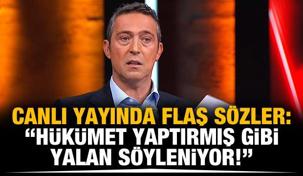 Ali Koç: Yabancı kuralı için siyasi baskı yok!