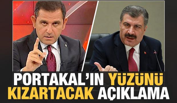 Bakan Koca'dan Fatih Portakal'ın yüzünü kızartacak açıklama! Resmen başladı