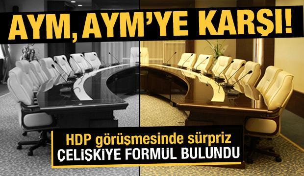 HDP iddianamesini kabul eden Anayasa Mahkemesi kendine dava açacak