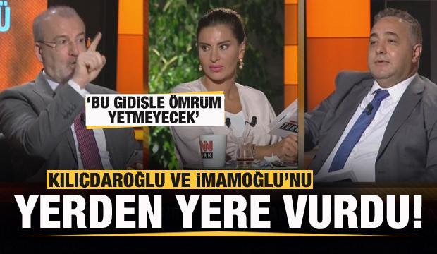 Hulki Cevizoğlu'ndan Kılıçdaroğlu'na veryansın